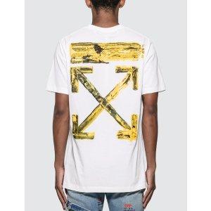 Off-WhiteAcrylic Arrows Slim T-Shirt