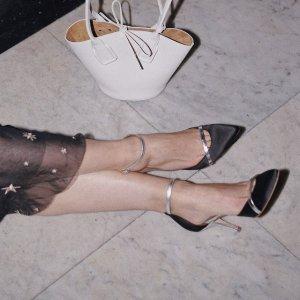 低至5折 绑带樱花粉€245Malone Souliers 英伦小众高端美鞋闪促 Ins爆红绑带鞋超低价
