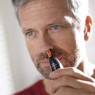 $17.9(原价$19.99)Philips Norelco 鼻毛器修剪器修眉器
