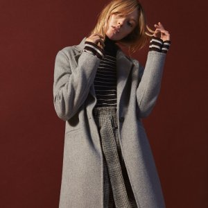 Up to 50% OffWool Coats @ Mango Outlet