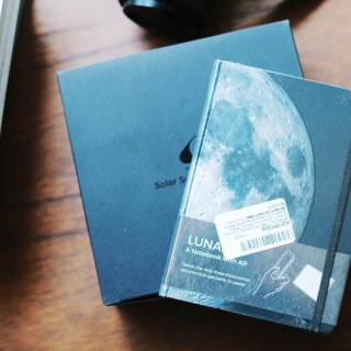 摘下宇宙,捧在手心 【AstroReality AR星球+AR月球笔记本众测报告】