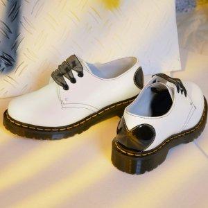 低至7折!大童款€53 1460仅€122Dr.Martens 近期超低价 1460马丁靴、1461小皮鞋断码快