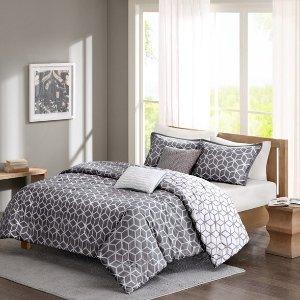 $24Madison Park Pure Alexa 5 Piece Cotton Comforter Set @ Designer Living