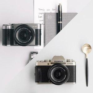 8折 Fujifilm多款可选即将截止:eBay 精选相机、镜头热卖 回国可退税