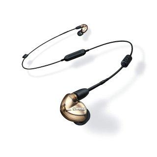 秒杀¥2411(官方价约¥3500)Shure SE535LTD BT1蓝牙线 EFS 特别版隔音耳机