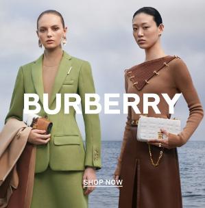 秋冬成衣已上线 £690收新款老花相机包Burberry 2019秋冬全新TEMPEST系列上市 暴风雨下静谧的美