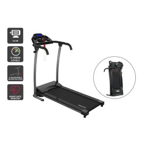 Fortis360mm Belt Adjustable Incline Electric Treadmill | Treadmills |