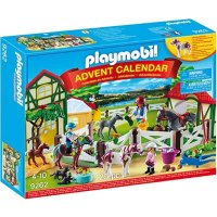 Playmobil 马场日历