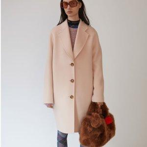 1.7折起 大衣£229Acne Studios 外套专区 折扣区闪现折上折 好价收大衣