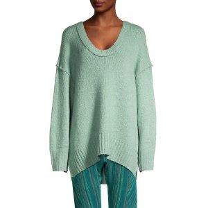 Free PeopleBrookside Dropped-Shoulder Sweater
