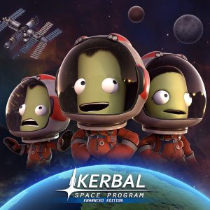 PlayStationKerbal Space Program Enhanced Edition on PS4 | Official PlayStation™Store US