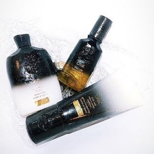 最高送$500礼卡+送好礼Oribe洗发护发产品热卖 头发顺滑 入黄金发油