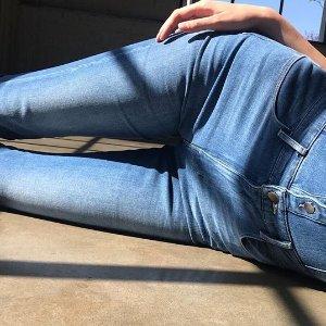 低至2.5折+额外7.5折 杨幂出街最爱Frame 精选美衣、牛仔裤热卖 选对裤子瘦五斤