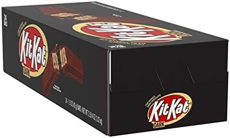 黑巧克力威化 1.5oz 24黑