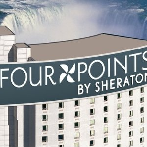 US$49.5起尼亚加拉大瀑布 Four Points by Sheraton 福朋喜来登酒店