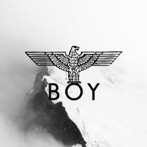 半价+叠8折 €30收T恤独家:Boy London官网 冬季大促再降价 爆款Logo卫衣、短袖全年最低