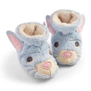 AcornToddler's Easy Critter Bootie Slippers