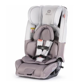 $191.99史低价:Diono Radian 3RXT 全合一儿童安全座椅,全钢架更安全