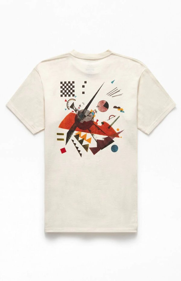 x MoMA Kandinsky T恤