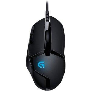 LogitechFPS游戏鼠标 G402