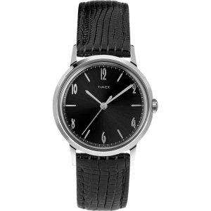 TimexMarlin 34mm 手动机械腕表