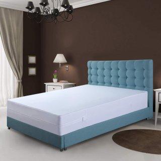 $14.99Utopia Bedding 防过敏柔软防水床垫保护套