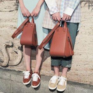 满额立减£300独家!Loewe 超多新款美包美衣划算收 当家大象包也参加哦