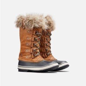 $114(原价$190)限今天:Sorel 女款冬季防寒长靴