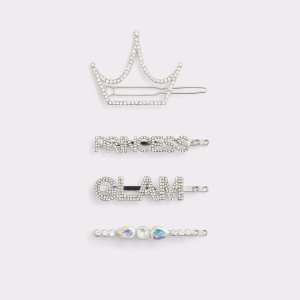 AldoPrincess Silver-Clear Multi Women's Hair accessories | Aldoshoes.com US