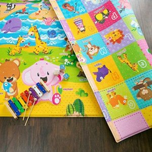 Extra 10% OffBaby Care Play Mat & Table