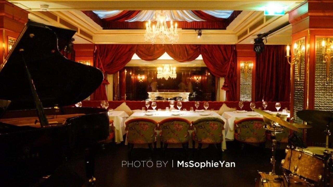 伦敦美食 伦敦最好吃的精致中餐Park Chinois