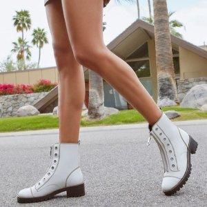 精选6折+额外8折黑五价:Schutz Shoes 马丁靴、过膝靴、小白鞋热卖 平价好穿