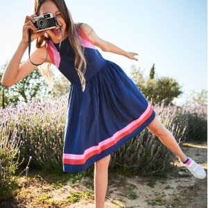 Up to 50% Off + Extra 10% OffDresses and Jumpsuits @ Mini Boden