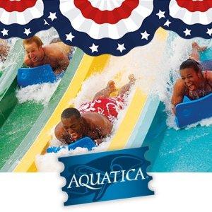 $29.99奥兰多 AQUATICA 海洋主题水上乐园门票大促