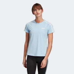 Adidas三条杠短袖