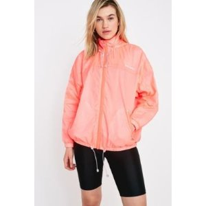Urban Outfitters粉色运动外套