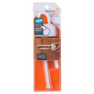 Safety 1st® OutSmart™ Cabinet Slide Lock White : Target