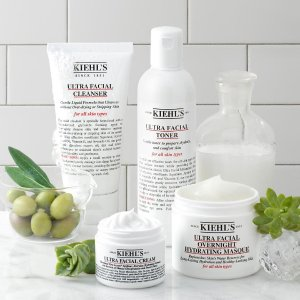 Last Day: Enjoy 15% OffUltra Facial Collection @ Kiehl's