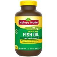 Omega-3 鱼油 200粒