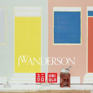 10月15日即将开售Uniqlo x JW Anderson 2020秋冬联名 每一步都是视觉大片