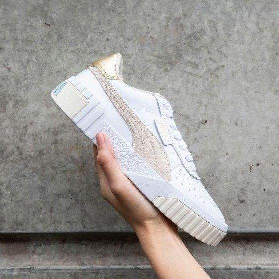 Cali Soft Glow 小白鞋