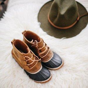 低至3折  封面款加绒雪地靴$98Amazon Boxing Day 冬靴特卖 Sorel、Columbia等多品牌好价
