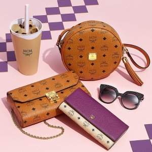 Up to 50% off MCM Bag@ FORZIERI