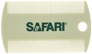 Safari Double-Sided Dog Flea Comb