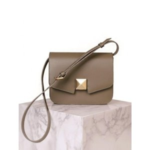 棕灰色盒子包