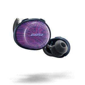 $139Bose SoundSport Free 真无线蓝牙耳机 限定版