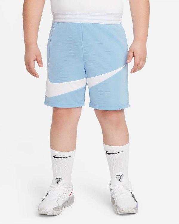 儿童 Elite 加肥篮球裤