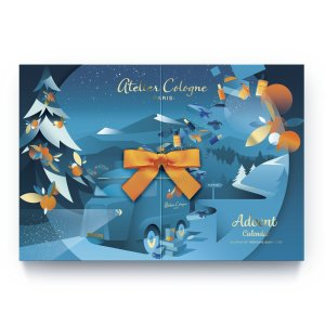 仅售€100+买就送大礼包Atelier Cologne 24格圣诞日历登陆Sephora 17只mini装入坑最佳