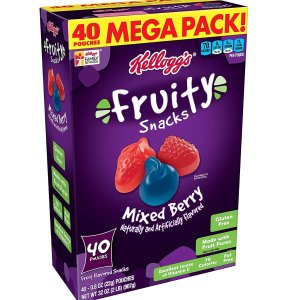 $5.88Fruity Snacks Mixed Berry, Gluten Free, Fat Free