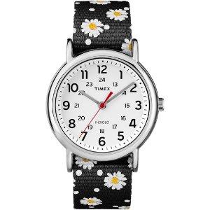 Timex38mm Weekender Watch 女表